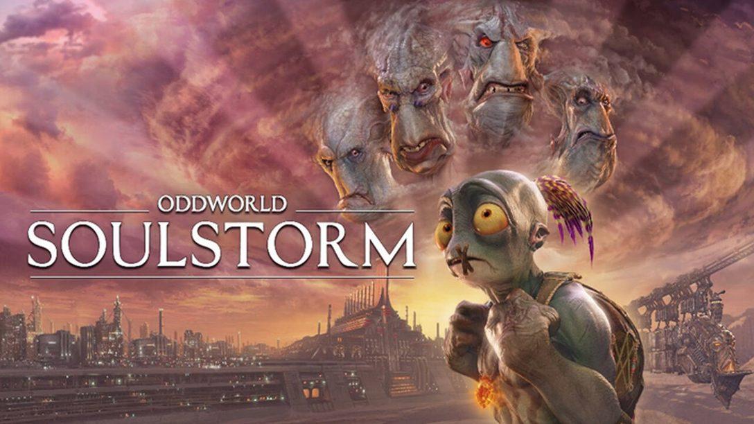 Oddworld: Soulstorm – finali multipli e miglioramento del tuo punteggio Quarmic