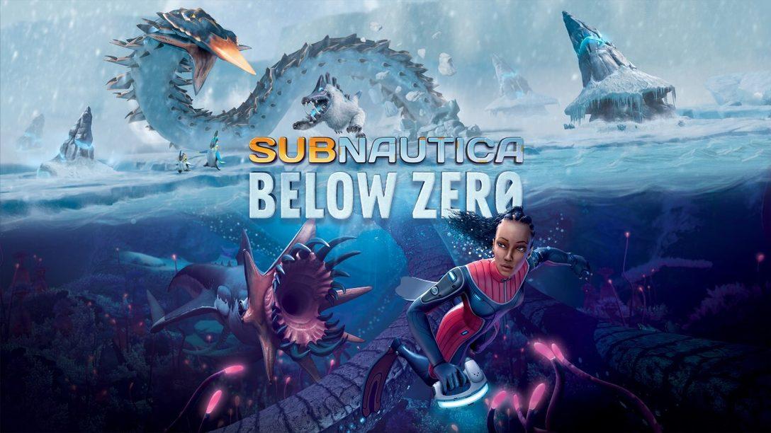 Presentata a State of Play la nuovissima azione di gioco di Subnautica: Below Zero