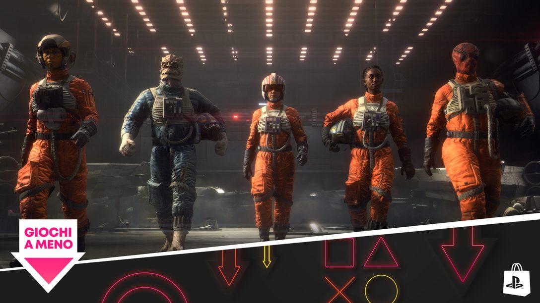 """La promozione """"Giochi a meno di"""" ritorna oggi sul PlayStation Store"""
