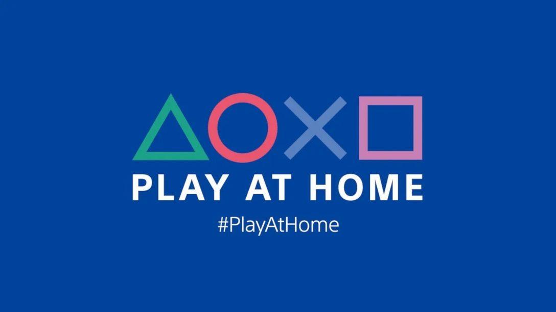 Aggiornamento di Play At Home 2021: Contenuti di gioco gratuiti e altro ancora