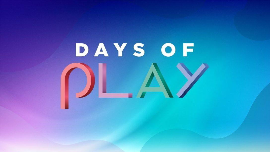 Preparati a celebrare la community PlayStation con i Days of Play 2021
