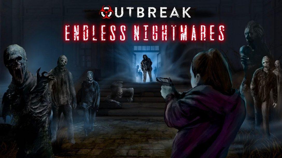 Outbreak: Endless Nightmares è in arrivo su PS5 e PS4 il 19 maggio