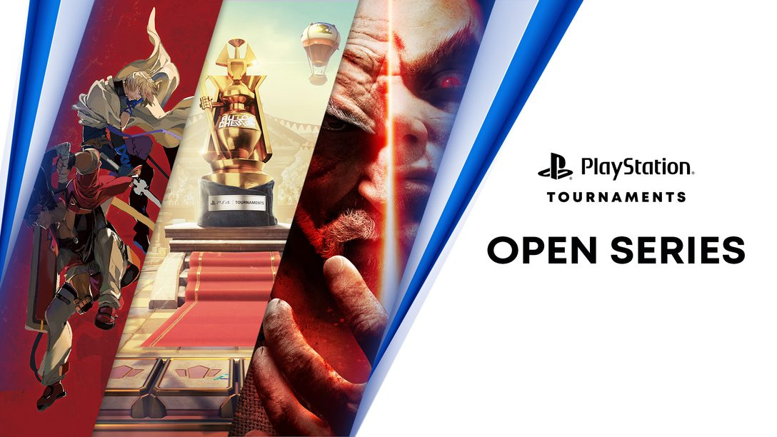 Tornei PS4: Tre nuovi tornei Open Series