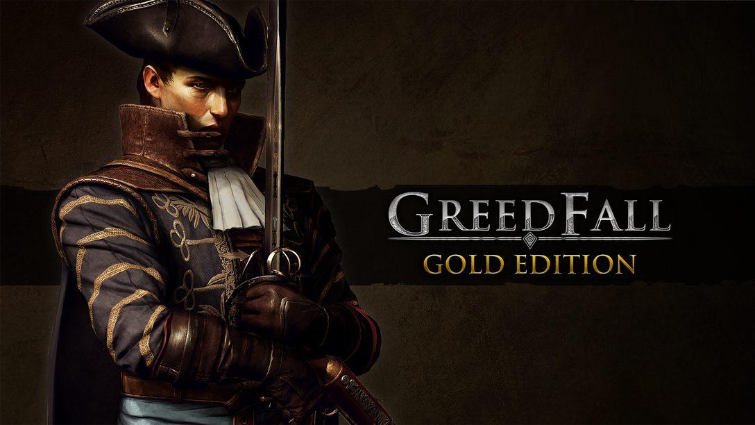 La versione migliorata di GreedFall arriva su PS5 con un'espansione il 30 giugno