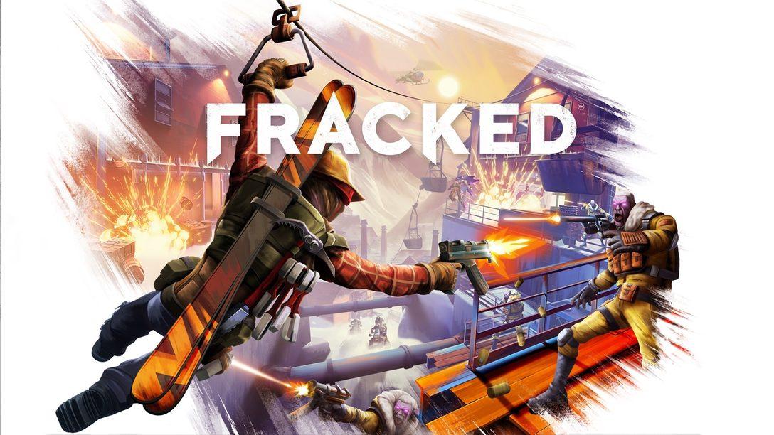Presentazione dell'esperienza di gioco estesa di Fracked, un'esclusiva per PS VR.