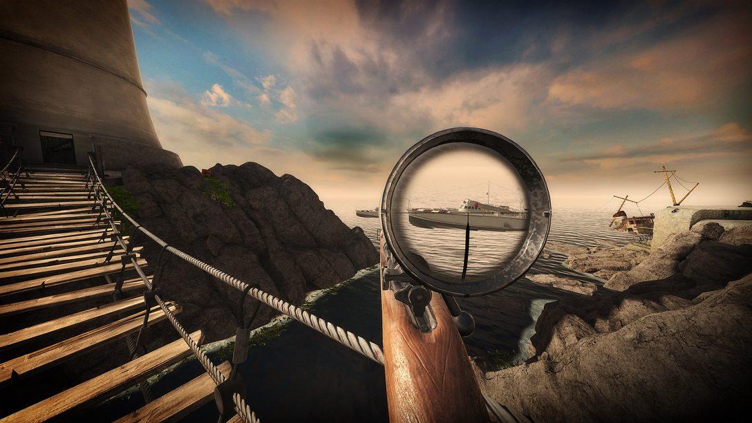Sniper Elite VR approda su PS VR l'8 luglio