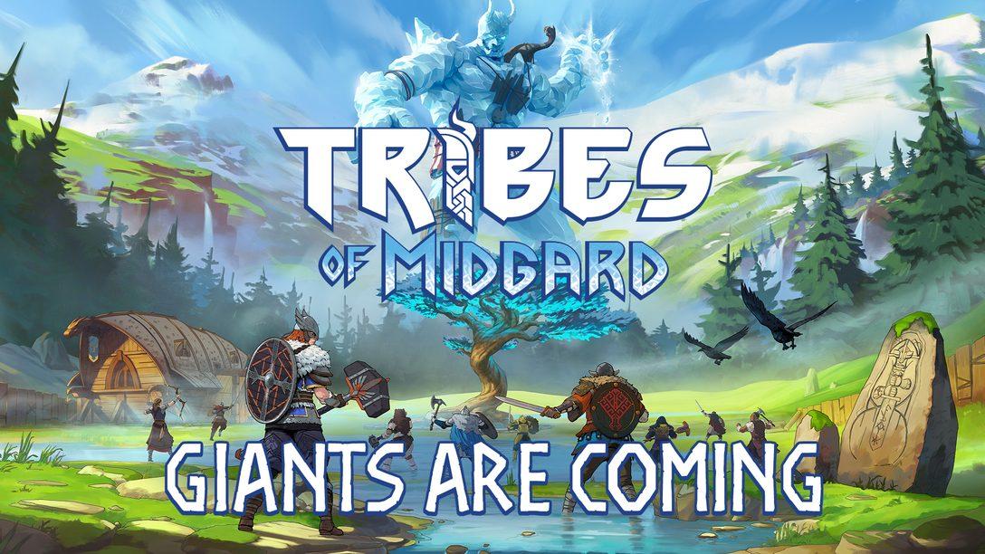 Entra nel mondo di Tribes of Midgard di Norsfell un GDR d'azione cooperativo in uscita il 27 luglio