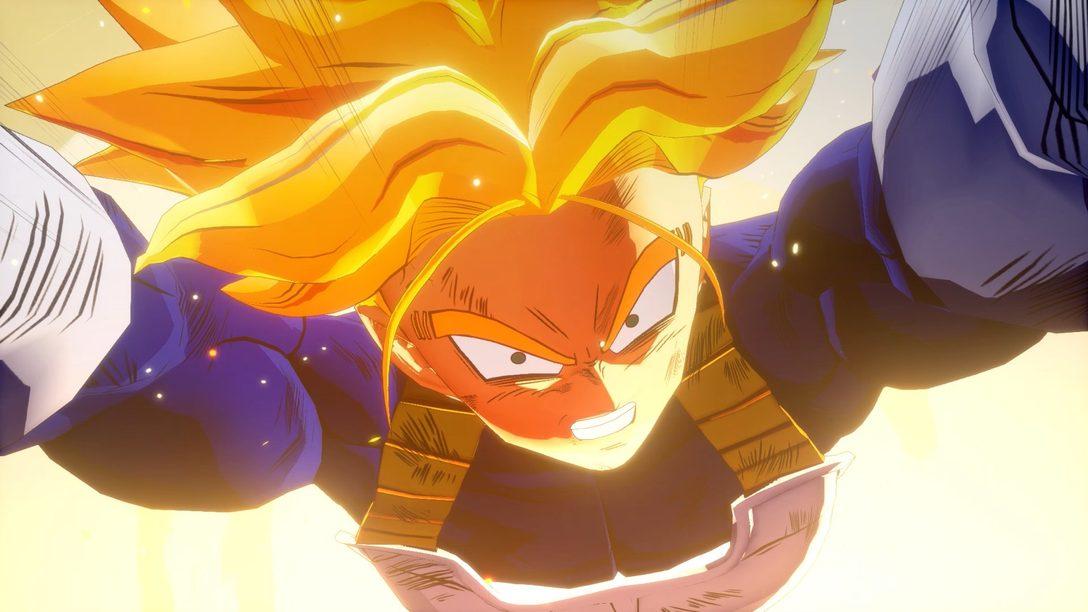 Arrivano domani gli ultimi episodi della battaglia contro i boss di Dragon Ball Z: Kakarot