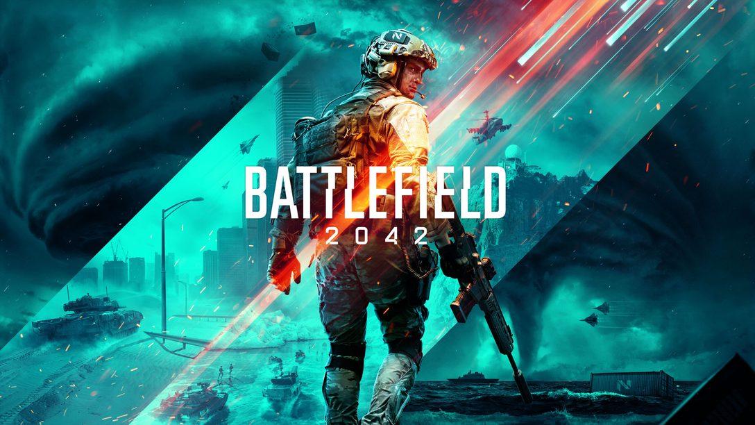 Battlefield 2042 arriverà il 22 ottobre su PS4 e PS5: primi dettagli