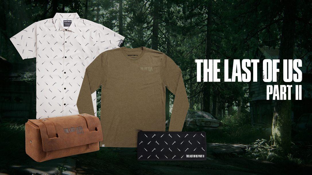 Festeggia il primo anniversario di The Last of Us Parte II con il nuovo merchandise ufficiale