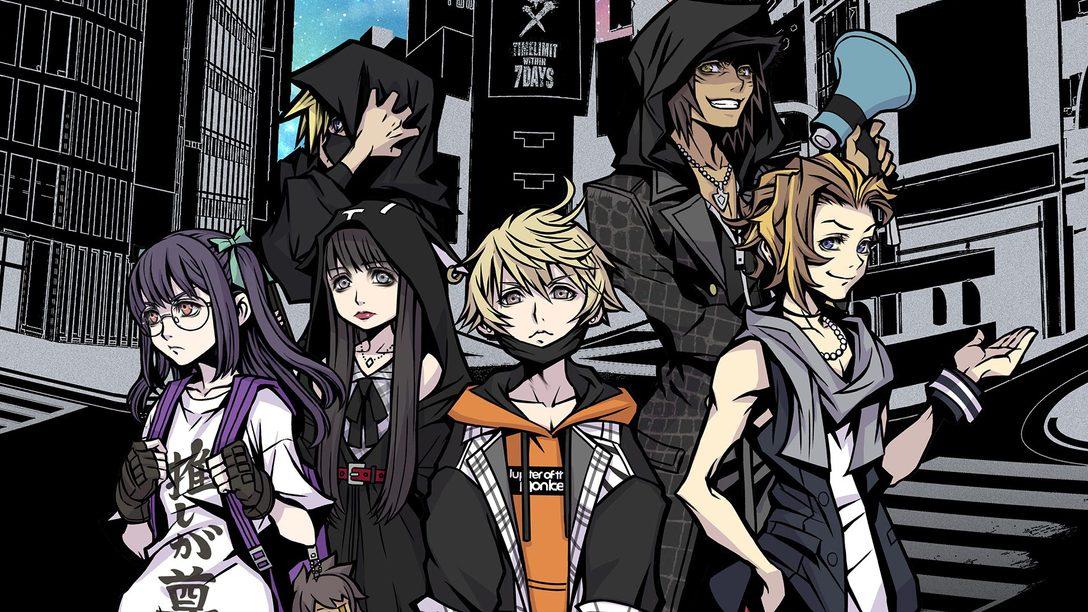 La demo di NEO: The World Ends with You arriva su PlayStation il 25 giugno