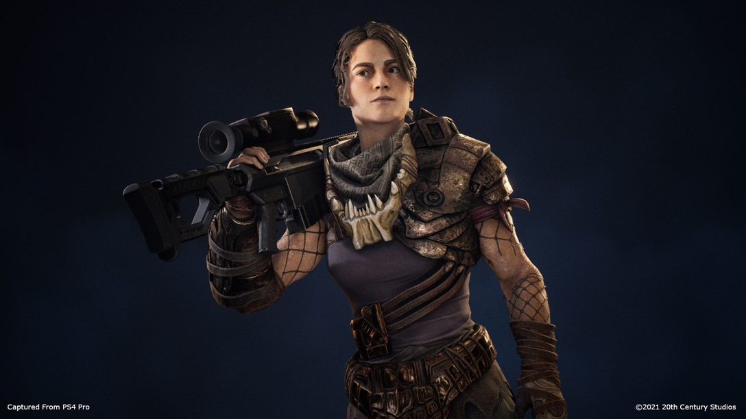 Sniper Isabelle arriva in Predator: Hunting Grounds in un nuovo DLC