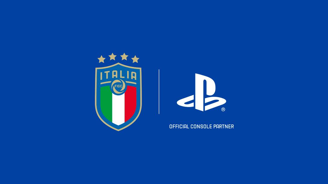PlayStation sarà console partner ufficiale della Nazionale Italiana di Calcio per tutto il 2021