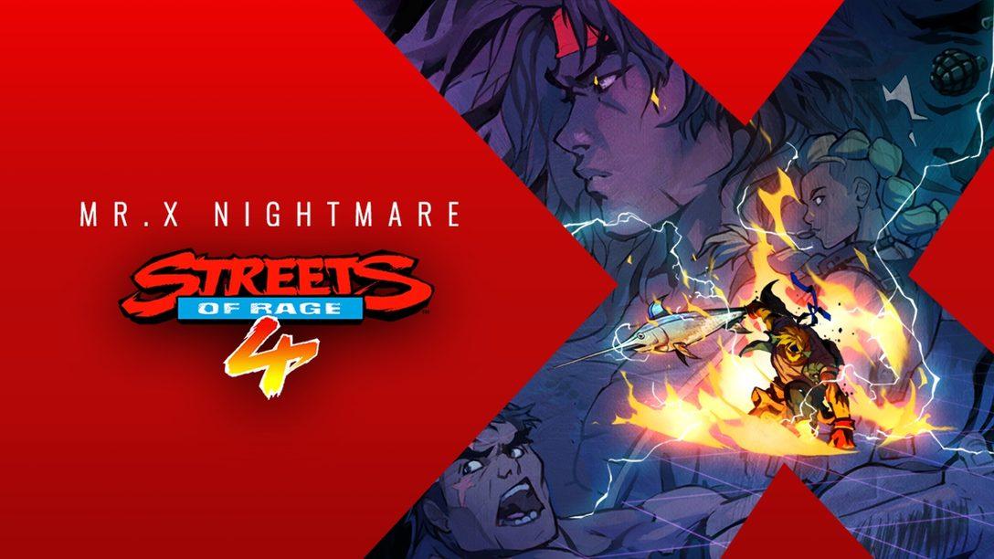 Com'è stata creata la nuova modalità Sopravvivenza di Streets of Rage 4