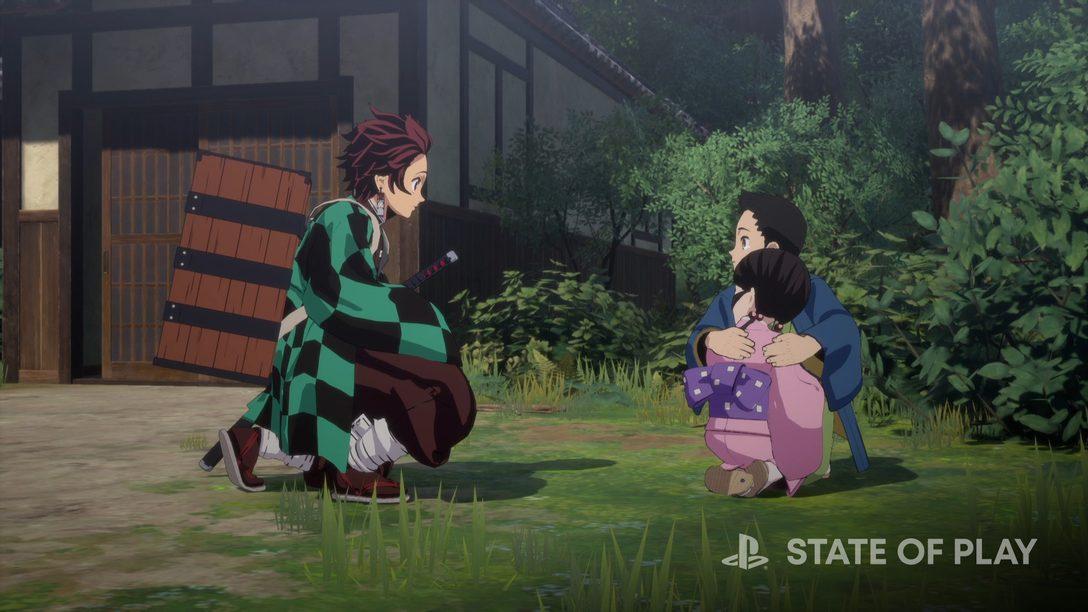 Demon Slayer -Kimetsu no Yaiba- The Hinokami Chronicles sarà disponibile su PS5 dal 15 ottobre