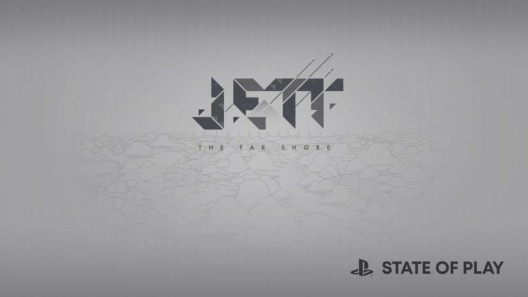 Primo assaggio del gameplay di Jett: The Far Shore