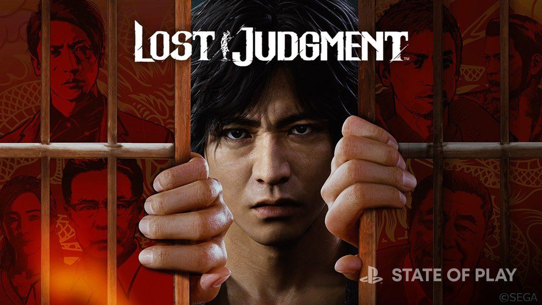 Lost Judgment: nuovo trailer, dettagli sul gameplay