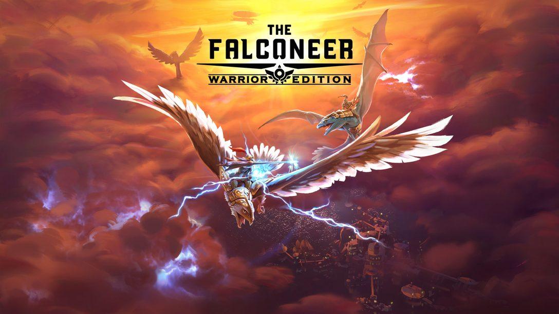 La potenza della PS5 fa immergere i giocatori nel mondo di The Falconeer