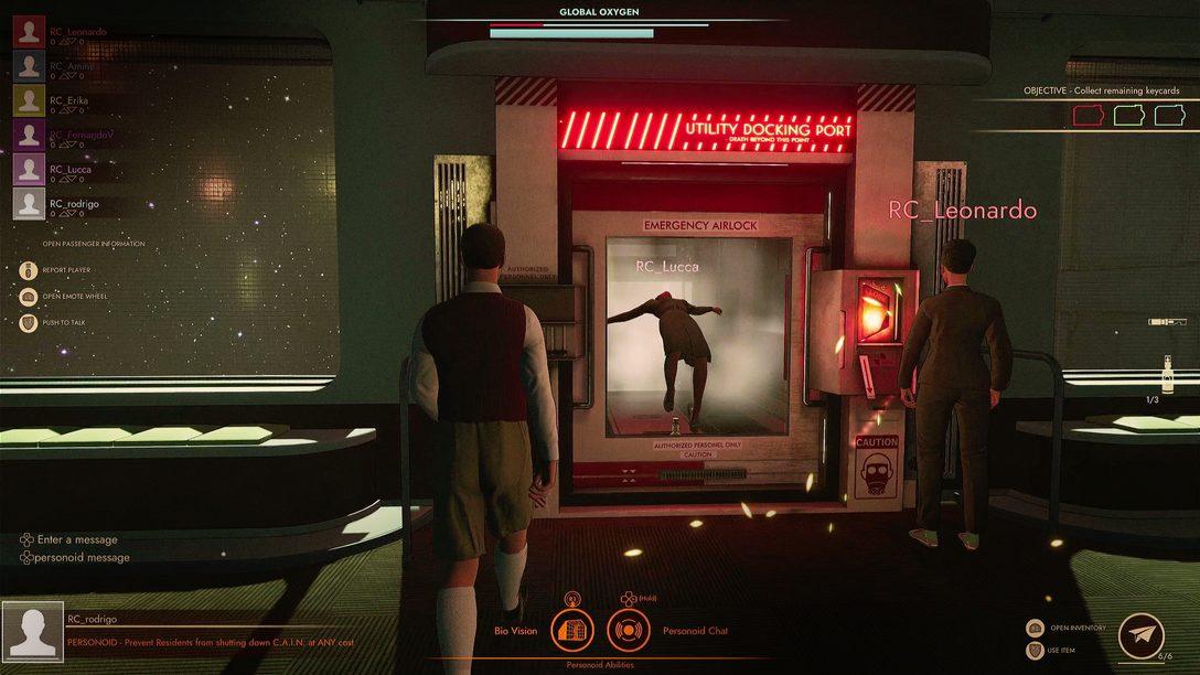 Gli imprevisti intergalattici di First Class Trouble arrivano su PlayStation 5