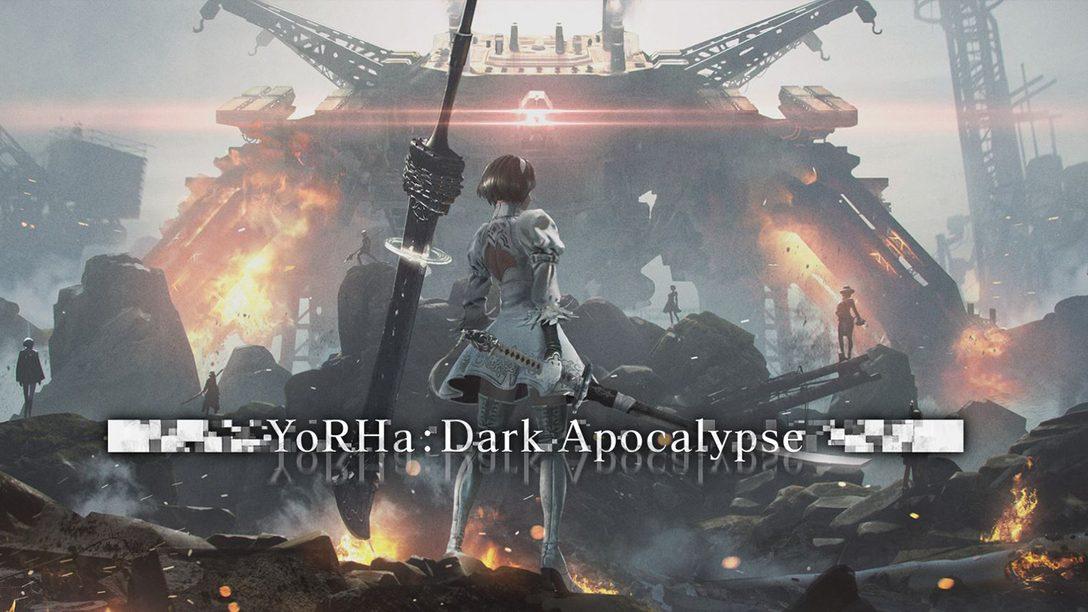 Uno sguardo più da vicino a Yorha di Final Fantasy XIV: Dark Apocalypse