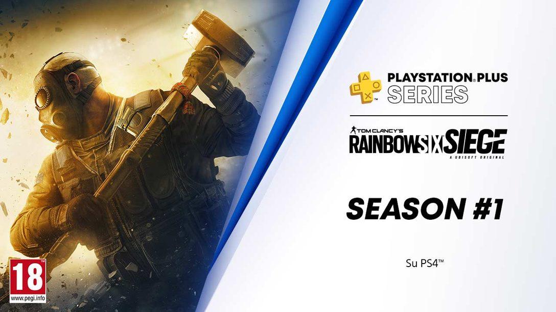 Arrivano i nuovi tornei PlayStation Plus Series