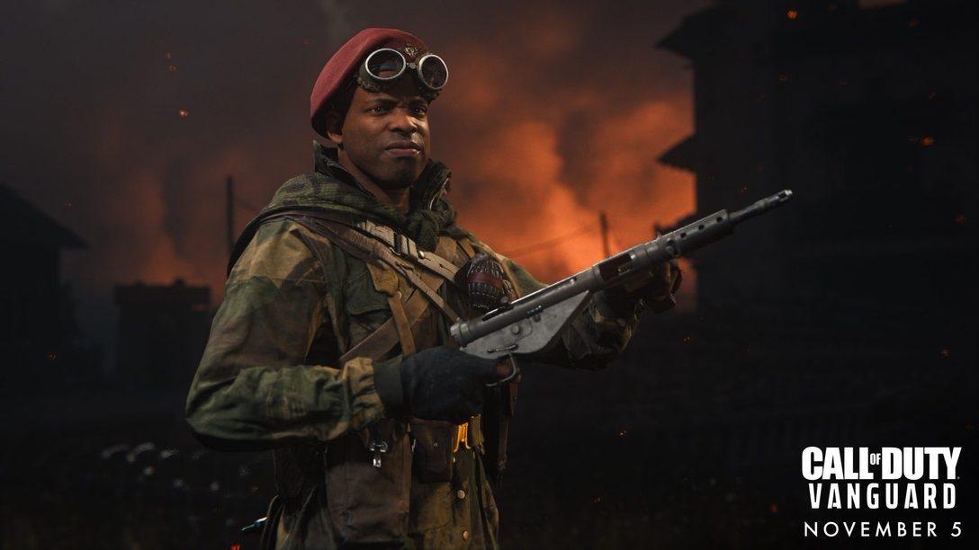 Scopri quattro operatori del multigiocatore di Call of Duty: Vanguard
