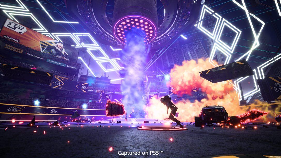 Nuove modalità di gioco in arrivo per Destruction AllStars