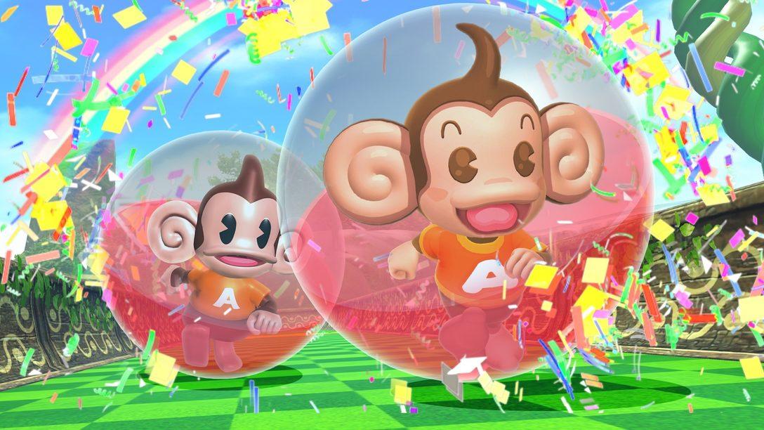 Super Monkey Ball Banana Mania: una lettera d'amore agli appassionati delle scimmie rotolanti