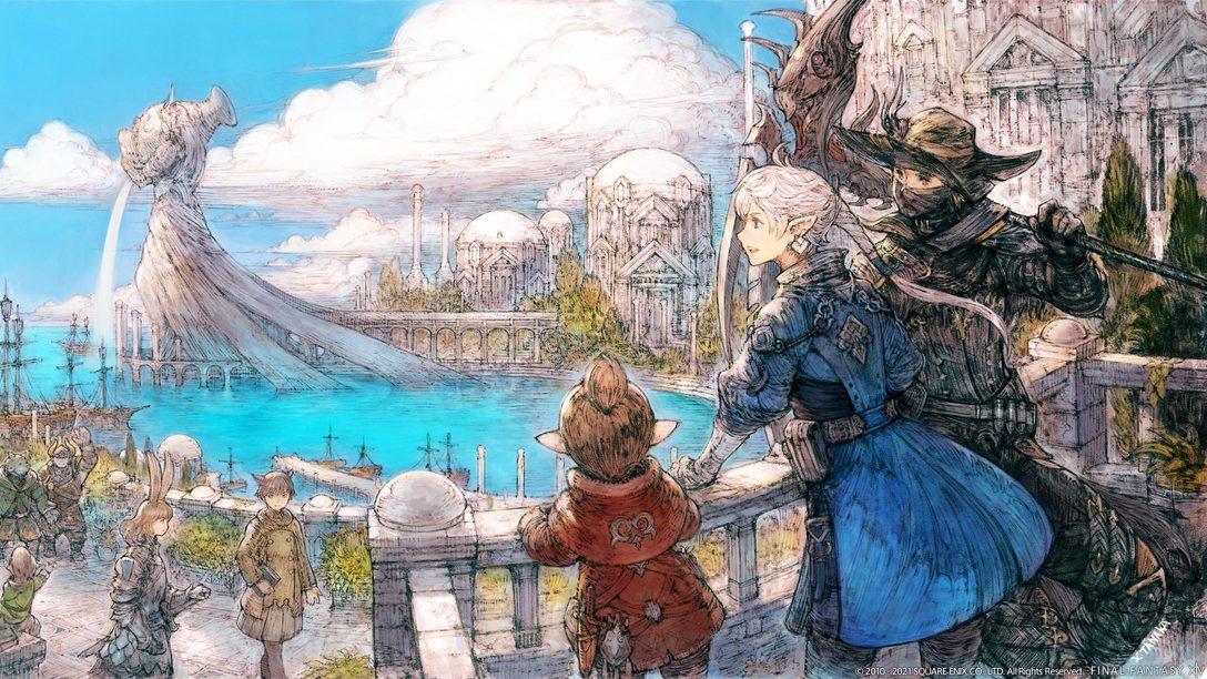 Il Producer e Director Naoki Yoshida ci guida nel viaggio verso Endwalker, l'ultima espansione in arrivo su PS5 e PS4 a novembre.